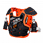 Мотокрос броня O'NEAL PXR STONE SHIELD BLACK/ORANGE