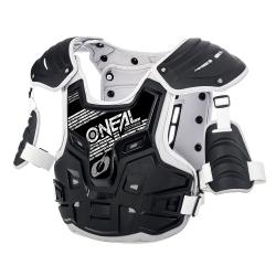 Мотокрос броня O`NEAL PXR STONE SHIELD BLACK/GRAY