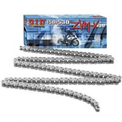 Двойно подсилена мото верига DID 50(530)ZVMX 106-звена DID50(530)ZVMX106