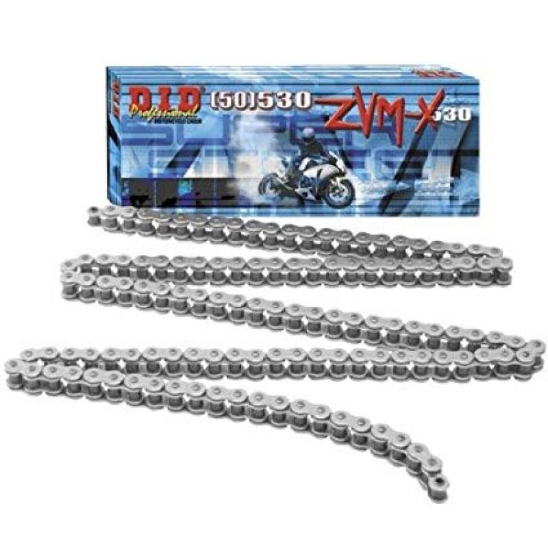 Двойно подсилена мото верига DID 50(530)ZVMX 112-звена DID50(530)ZVMX112