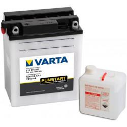 Мото акумулатор VARTA 12V - 12N12A-4A-1 VARTA FUN