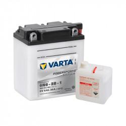 Мото акумулатор VARTA 6V- 6N6-3B-1 VARTA FUN