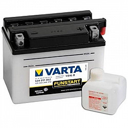 Мото акумулатор VARTA 12V - YB4L-B VARTA FUN
