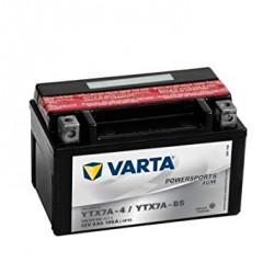 Мото акумулатор VARTA 12V - YTX7A-BS VARTA FUN
