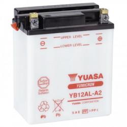 Мото акумулатор YUASA 12V - YB12AL-A2 YUASA