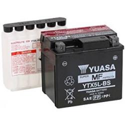 Мото акумулатор YUASA 12V - YTX5L-BS YUASA
