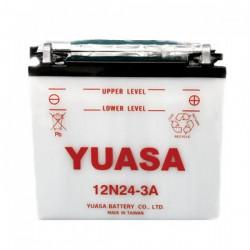Мото акумулатор YUASA 12V - 12N24-3A YUASA