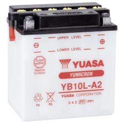 Мото акумулатор YUASA 12V - YB10L-A2 YUASA