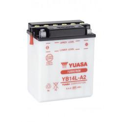 Мото акумулатор YUASA 12V - YB14L-A2 YUASA