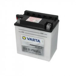 Мото акумулатор VARTA 12V - 12N10-3A VARTA FUN