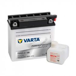 Мото акумулатор VARTA 12V - 12N5.5A-3B VARTA FUN