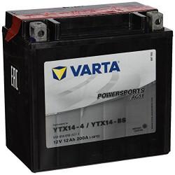 Мото акумулатор VARTA 12V - YTX14-BS VARTA FUN