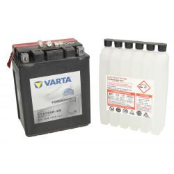 Мото акумулатор VARTA 12V - YTX14AH-BS VARTA FUN