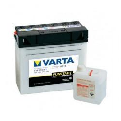 Мото акумулатор VARTA 12V - 51913 VARTA FUN
