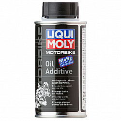 Добавка за масло – мотоциклети LIQUI MOLY 125мл