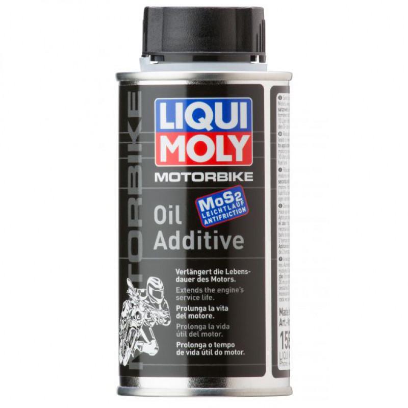 Добавка за масло – мотоциклети LIQUI MOLY 125мл thumb