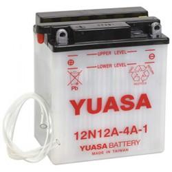Мото акумулатор YUASA 12V - 12N12A-4A-1 YUASA