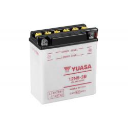 Мото акумулатор YUASA 12V - 12N5-3B YUASA