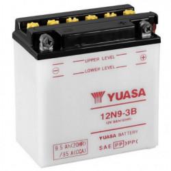 Мото акумулатор YUASA 12V - 12N9-3B YUASA