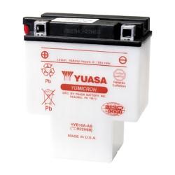 Мото акумулатор YUASA 12V - HYB16A-AB YUASA