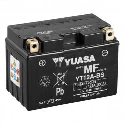 Мото акумулатор YUASA 12V - YT12A-BS YUASA