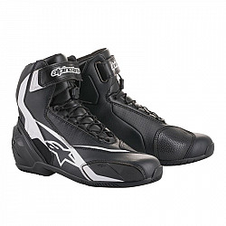 Боти ALPINESTARS SP-1 V2 RIDING BLACK/WHITE