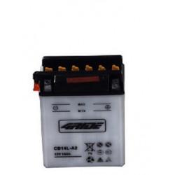 Мото акумулатор 4Ride- CB14L-A2 4RIDE