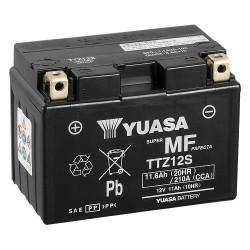 Мото акумулатор YUASA 12V - TTZ12S-BS YUASA