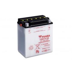 Мото акумулатор YUASA 12V - 12N14-3A YUASA