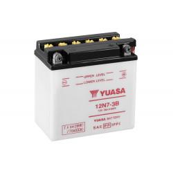 Мото акумулатор YUASA 12V - 12N7-3B YUASA