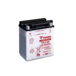Мото акумулатор YUASA 12V - YB14-B2 YUASA