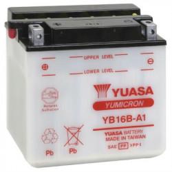 Мото акумулатор YUASA 12V - YB16B-A1 YUASA