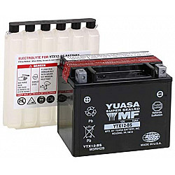 Мото акумулатор YUASA 12V - YTX12-BS YUASA