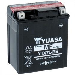 Мото акумулатор YUASA 12V - YTX7L-BS YUASA