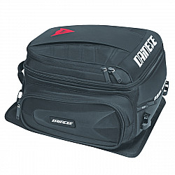 Чанта за мотор DAINESE D-TAIL STEALTH-BLACK