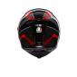 Каска AGV  K5-S HURRICANE 2.0 RED thumb