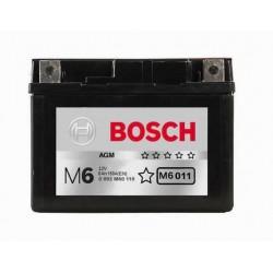Мото акумулатор Bosch M6 12V YTZ10S-BS