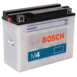 Мото акумулатор Bosch M4 12V 51913