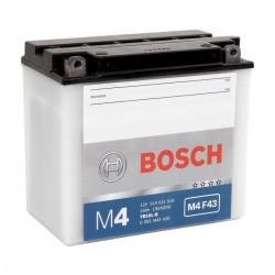 Мото акумулатор Bosch M4 12V YB16L-B