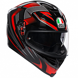 Каска AGV  K5-S HURRICANE 2.0 RED