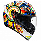 Каска AGV K1 TOP DREAMTIME thumb