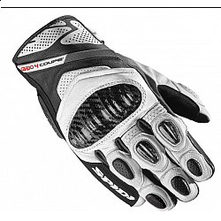 Ръкавици SPIDI CARBO 4 COUPE BLACK/WHITE