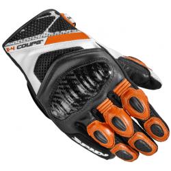 Мото ръкавици SPIDI X-4 COUPE BLACK/ORANGE