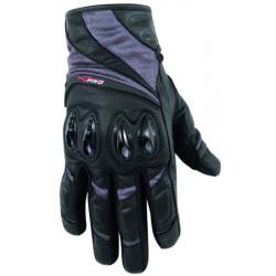 Дамски мото ръкавици A-PRO BOMBSHELL BLACK