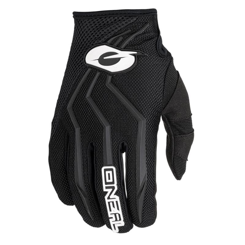 Дамски мотокрос ръкавици O'NEAL ELEMENT BLACK