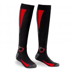 Термо чорапи SPIDI  L38S BLACK/RED