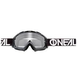 Мотокрос очила  O'NEAL B-10 PIXEL BLACK/WHITE/CLEAR