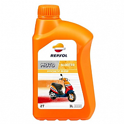 REPSOL MOTO SCOOTER 2T - 1 Литър