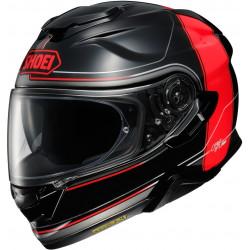 Каска SHOEI GT AIR II CROSSBAR TC-1 BLACK/RED