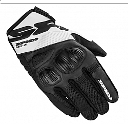 Мото ръкавици SPIDI FLASH-R EVO BLACK/WHITE